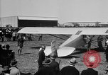 Image of Charles Lindbergh Europe, 1927, second 25 stock footage video 65675051261