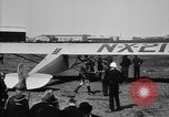 Image of Charles Lindbergh Europe, 1927, second 29 stock footage video 65675051261