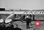 Image of Charles Lindbergh Europe, 1927, second 31 stock footage video 65675051261