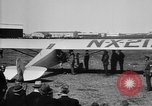 Image of Charles Lindbergh Europe, 1927, second 38 stock footage video 65675051261