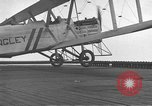 Image of United States ship Langley California United States USA, 1925, second 52 stock footage video 65675051287