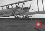 Image of United States ship Langley California United States USA, 1925, second 53 stock footage video 65675051287