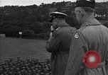 Image of Generals Eisenhower and Patton United Kingdom, 1944, second 20 stock footage video 65675051308