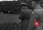 Image of Generals Eisenhower and Patton United Kingdom, 1944, second 23 stock footage video 65675051308