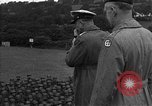 Image of Generals Eisenhower and Patton United Kingdom, 1944, second 25 stock footage video 65675051308