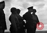 Image of Generals Eisenhower and Patton United Kingdom, 1944, second 47 stock footage video 65675051308