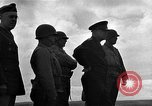 Image of Generals Eisenhower and Patton United Kingdom, 1944, second 51 stock footage video 65675051308