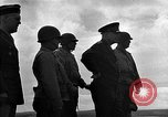 Image of Generals Eisenhower and Patton United Kingdom, 1944, second 53 stock footage video 65675051308