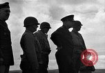 Image of Generals Eisenhower and Patton United Kingdom, 1944, second 54 stock footage video 65675051308