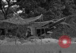 Image of United States 127th Field Artillery Regiment firing Howitzers Saint Lo France, 1944, second 44 stock footage video 65675051311