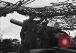 Image of United States 127th Field Artillery Regiment Battery B Saint Lo France, 1944, second 15 stock footage video 65675051313