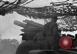 Image of United States 127th Field Artillery Regiment Battery B Saint Lo France, 1944, second 19 stock footage video 65675051313