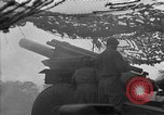 Image of United States 127th Field Artillery Regiment Battery B Saint Lo France, 1944, second 20 stock footage video 65675051313