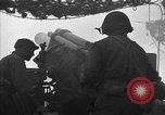 Image of United States 127th Field Artillery Regiment Battery B Saint Lo France, 1944, second 35 stock footage video 65675051313