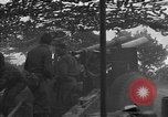Image of United States 127th Field Artillery Regiment Saint Lo France, 1944, second 14 stock footage video 65675051315