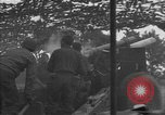 Image of United States 127th Field Artillery Regiment Saint Lo France, 1944, second 17 stock footage video 65675051315
