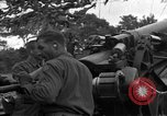 Image of United States 127th Field Artillery Regiment Saint Lo France, 1944, second 24 stock footage video 65675051315