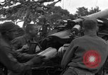 Image of United States 127th Field Artillery Regiment Saint Lo France, 1944, second 27 stock footage video 65675051315