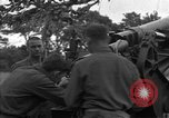 Image of United States 127th Field Artillery Regiment Saint Lo France, 1944, second 30 stock footage video 65675051315