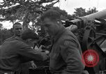Image of United States 127th Field Artillery Regiment Saint Lo France, 1944, second 31 stock footage video 65675051315