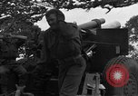 Image of United States 127th Field Artillery Regiment Saint Lo France, 1944, second 33 stock footage video 65675051315