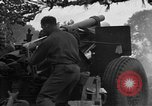 Image of United States 127th Field Artillery Regiment Saint Lo France, 1944, second 34 stock footage video 65675051315