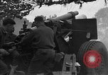 Image of United States 127th Field Artillery Regiment Saint Lo France, 1944, second 35 stock footage video 65675051315