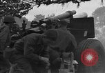 Image of United States 127th Field Artillery Regiment Saint Lo France, 1944, second 36 stock footage video 65675051315