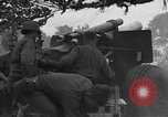 Image of United States 127th Field Artillery Regiment Saint Lo France, 1944, second 37 stock footage video 65675051315