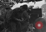 Image of United States 127th Field Artillery Regiment Saint Lo France, 1944, second 38 stock footage video 65675051315