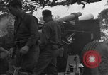 Image of United States 127th Field Artillery Regiment Saint Lo France, 1944, second 42 stock footage video 65675051315