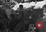 Image of United States 127th Field Artillery Regiment Saint Lo France, 1944, second 43 stock footage video 65675051315