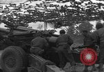 Image of United States 127th Field Artillery Regiment Saint Lo France, 1944, second 47 stock footage video 65675051315