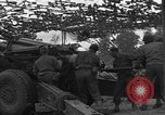 Image of United States 127th Field Artillery Regiment Saint Lo France, 1944, second 48 stock footage video 65675051315
