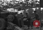 Image of United States 127th Field Artillery Regiment Saint Lo France, 1944, second 52 stock footage video 65675051315