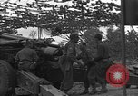 Image of United States 127th Field Artillery Regiment Saint Lo France, 1944, second 53 stock footage video 65675051315