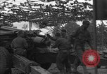 Image of United States 127th Field Artillery Regiment Saint Lo France, 1944, second 54 stock footage video 65675051315