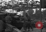 Image of United States 127th Field Artillery Regiment Saint Lo France, 1944, second 55 stock footage video 65675051315