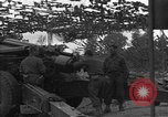 Image of United States 127th Field Artillery Regiment Saint Lo France, 1944, second 56 stock footage video 65675051315