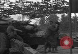 Image of United States 127th Field Artillery Regiment Saint Lo France, 1944, second 57 stock footage video 65675051315