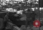 Image of United States 127th Field Artillery Regiment Saint Lo France, 1944, second 58 stock footage video 65675051315