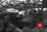 Image of United States 127th Field Artillery Regiment Saint Lo France, 1944, second 60 stock footage video 65675051315