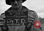 Image of United States 127th Field Artillery Regiment Saint Lo France, 1944, second 1 stock footage video 65675051316