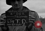 Image of United States 127th Field Artillery Regiment Saint Lo France, 1944, second 3 stock footage video 65675051316