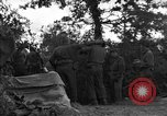 Image of United States 127th Field Artillery Regiment Saint Lo France, 1944, second 50 stock footage video 65675051316