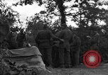 Image of United States 127th Field Artillery Regiment Saint Lo France, 1944, second 54 stock footage video 65675051316