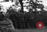 Image of United States 127th Field Artillery Regiment Saint Lo France, 1944, second 55 stock footage video 65675051316