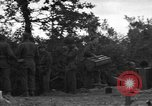 Image of United States 127th Field Artillery Regiment Saint Lo France, 1944, second 56 stock footage video 65675051316