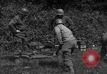 Image of United States 87th Chemical Mortar Battalion Carentan France, 1944, second 43 stock footage video 65675051322