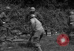 Image of United States 87th Chemical Mortar Battalion Carentan France, 1944, second 45 stock footage video 65675051322
